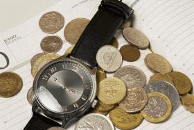 deeltijdbaan kost geld