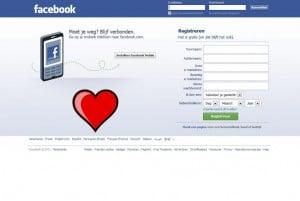 je ex op facebook