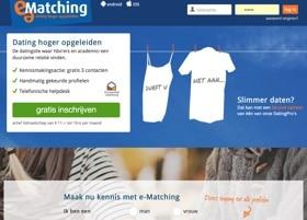 e-matching dating voor hoger opgeleiden voorpagina