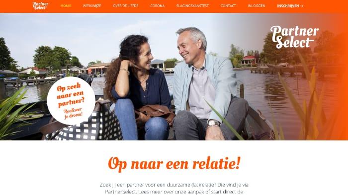 website partnerselect.net